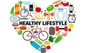 Healthy lifestyle rules